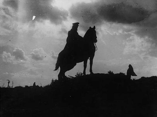 man_horse_hill